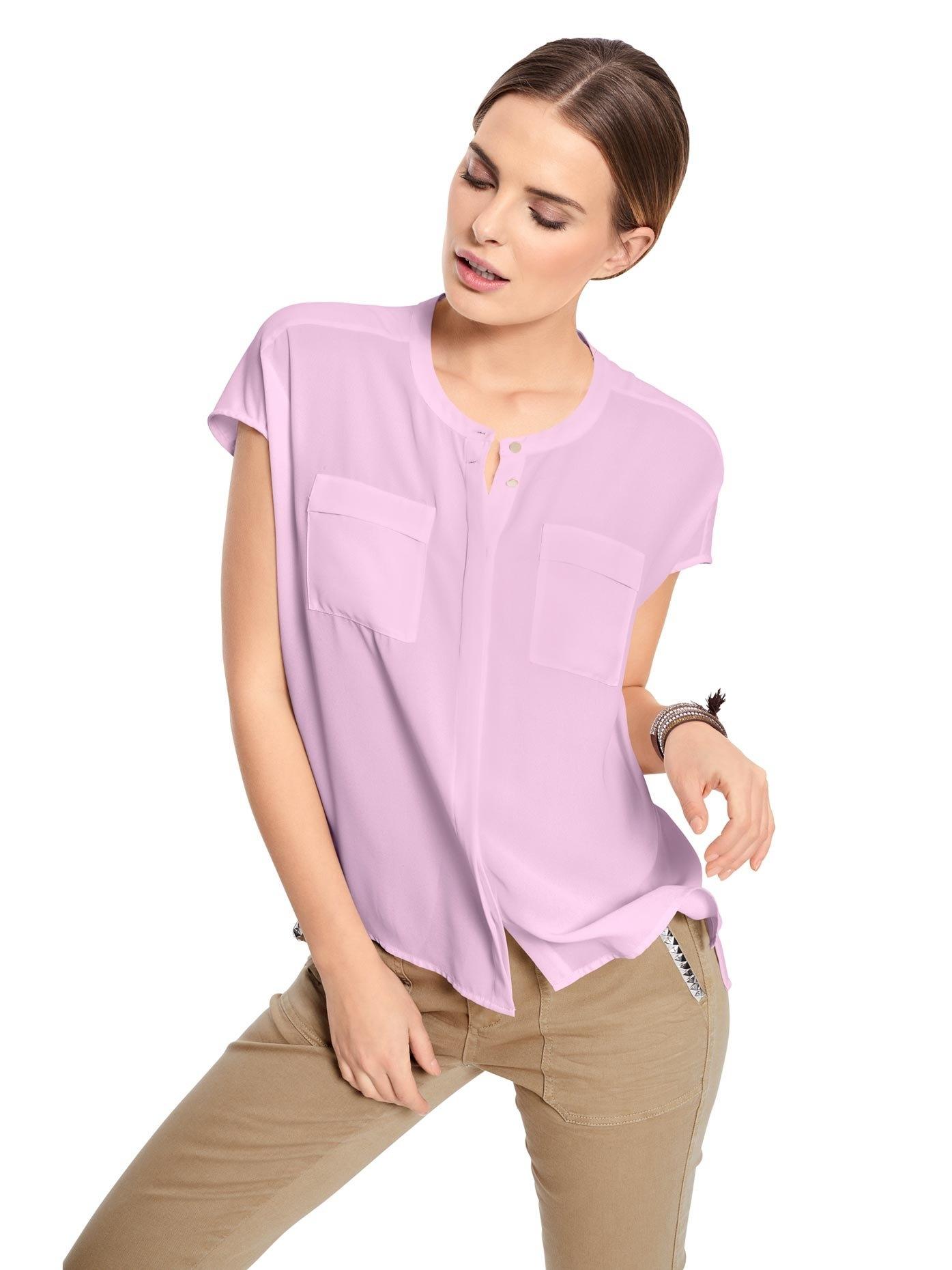 LINEA TESINI by Heine blouse met korte mouwen - verschillende betaalmethodes