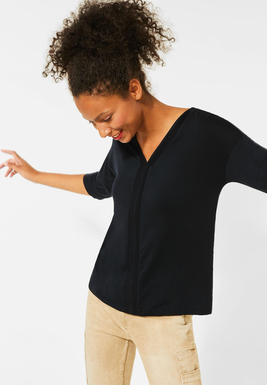 STREET ONE shirt met 3/4-mouwen online kopen op otto.nl
