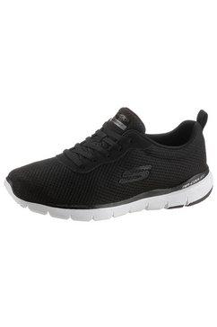 skechers sneakers »flex appeal 3.0 - first insight« zwart