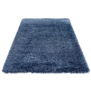 my home hoogpolig vloerkleed »amadeo« blauw