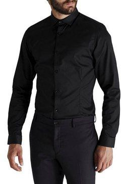jack  jones businessoverhemd »parma« zwart