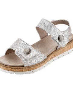 aco sandaaltjes zilver