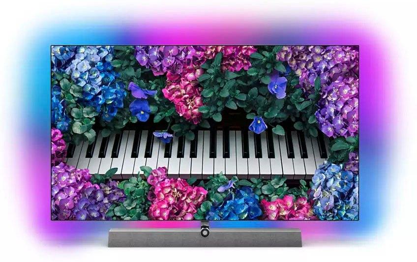 Philips 55OLED935/12 OLED-tv (139 cm / (55 inch), 4K Ultra HD, Smart-TV bij OTTO online kopen