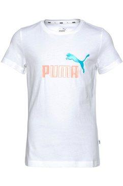 puma t-shirt wit
