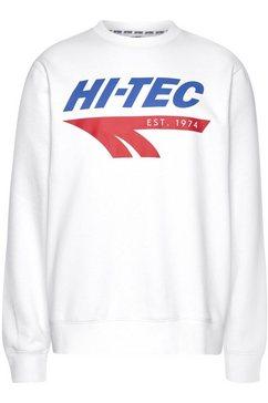 hi-tec sweatshirt »camion« wit