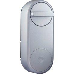 yale deurslotaandrijving linus smart lock zilver