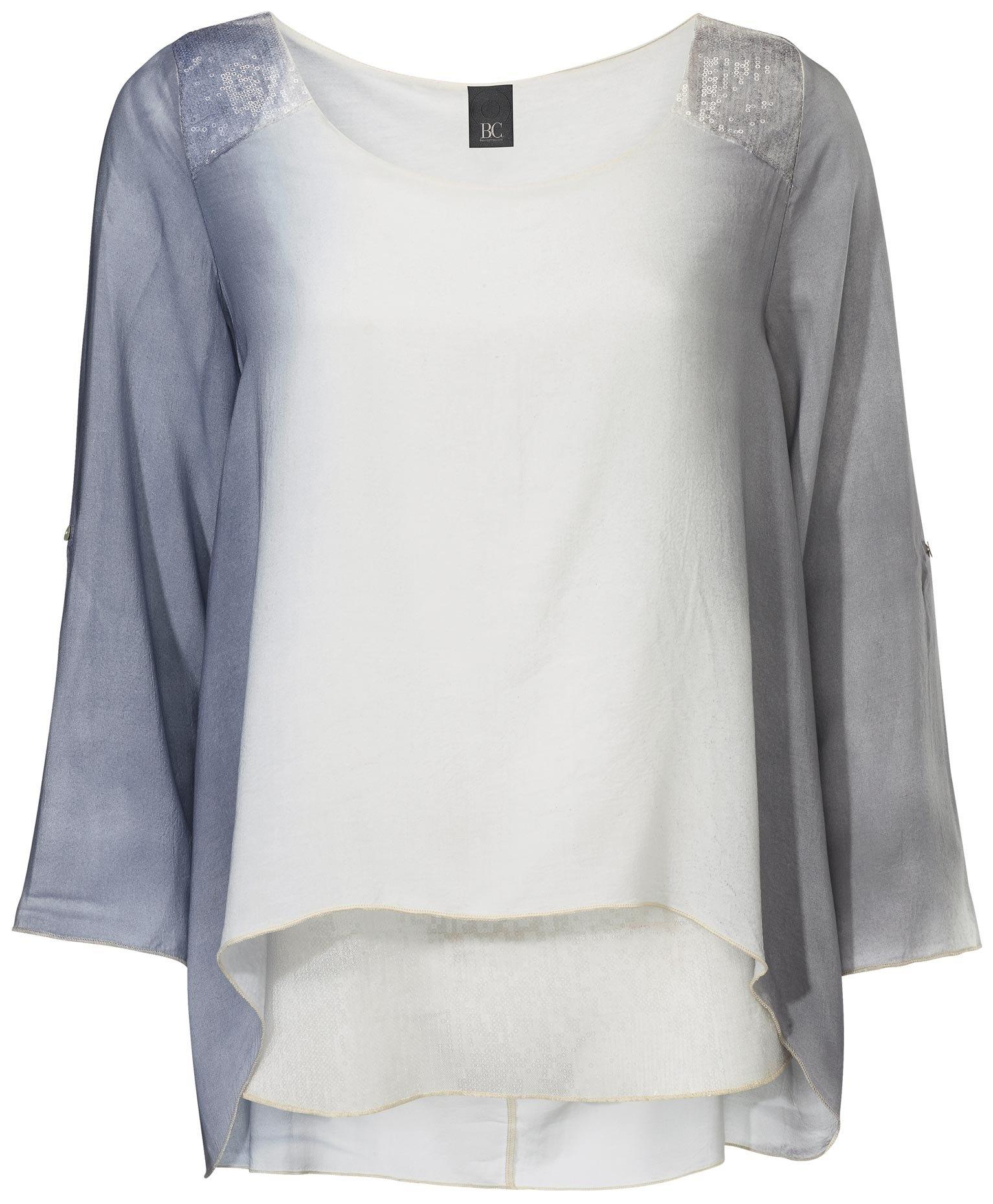 LINEA TESINI by Heine blouse zonder sluiting nu online kopen bij OTTO