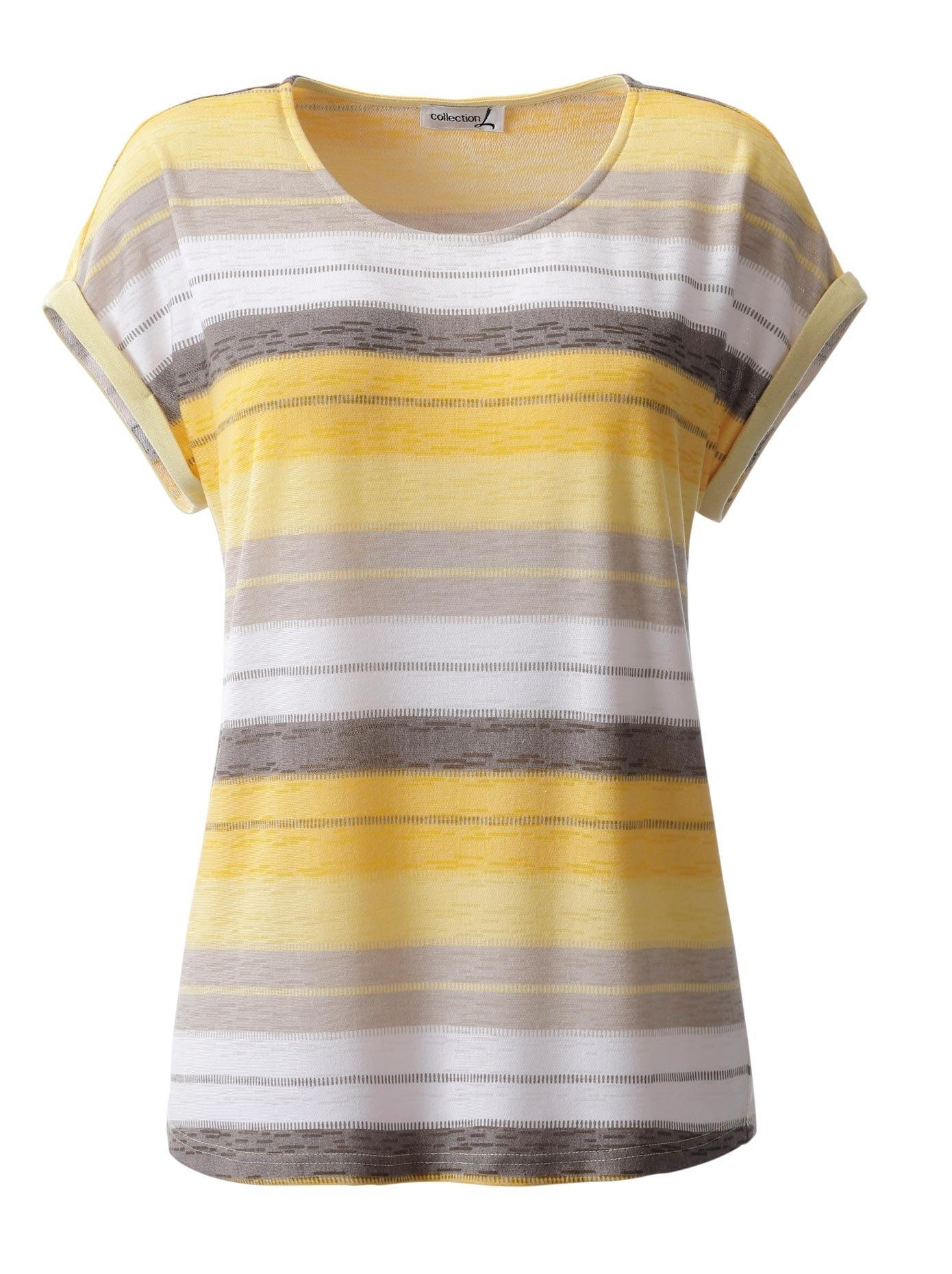 Casual Looks shirt met korte mouwen - verschillende betaalmethodes
