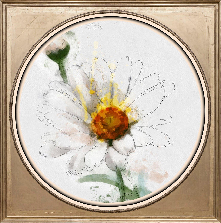 queence artprint op acrylglas Bloemen bij OTTO online kopen