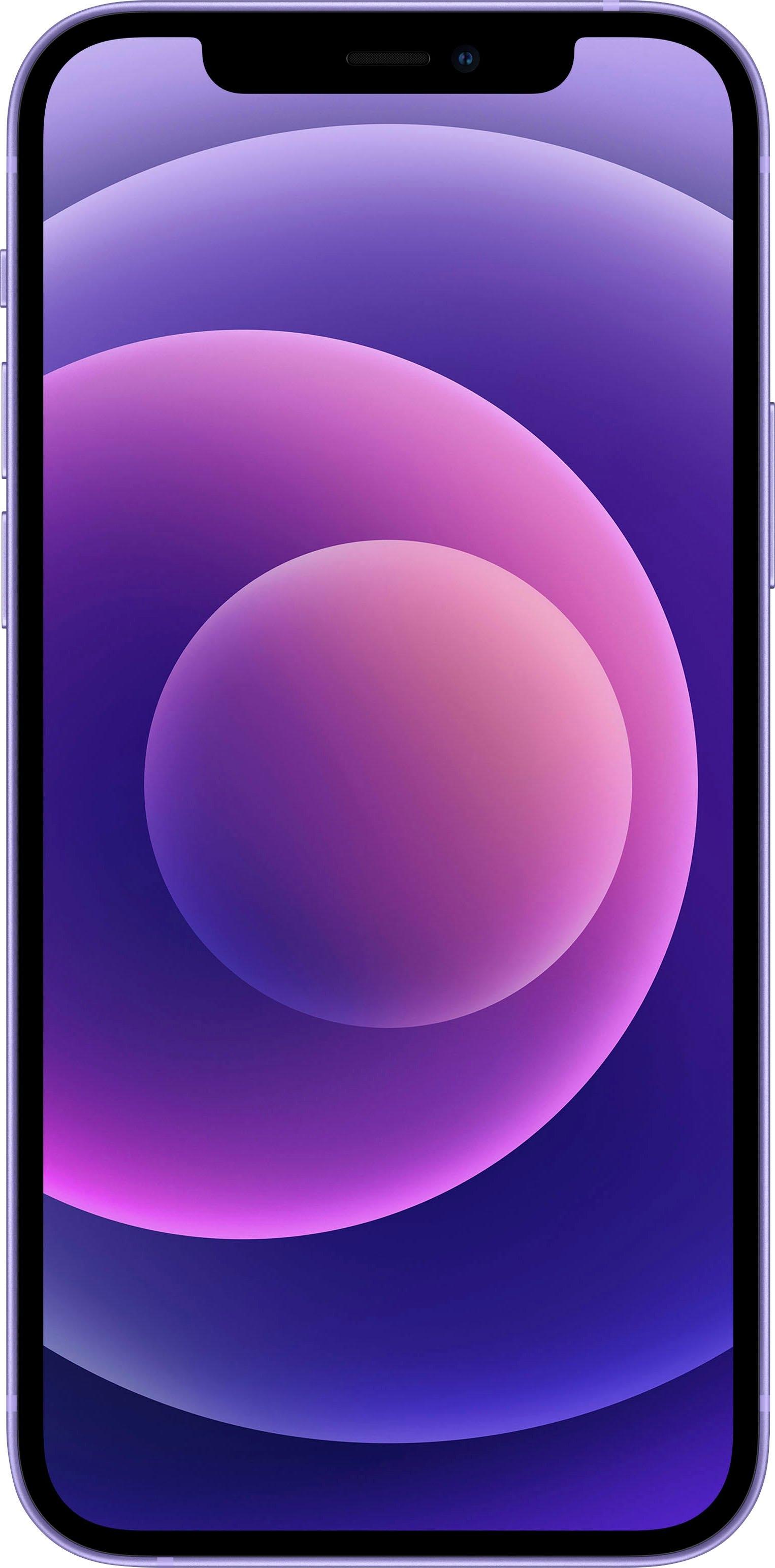 Apple smartphone IPhone 12, 256 GB, zonder stroom-adapter en hoofdtelefoon, compatibel met airpods, airpods pro, earpods hoofdtelefoon bij OTTO online kopen