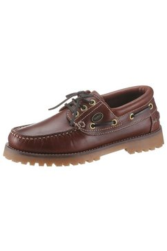 dockers by gerli veterschoenen in mocassin-look bruin