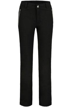 luhta softshell-broek zwart