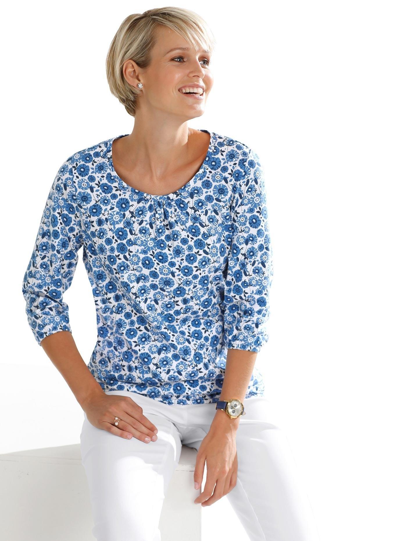 Classic Basics shirt met 3/4-mouwen in de webshop van OTTO kopen