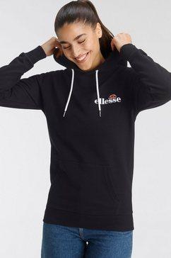 ellesse hoodie noreo oh hoody zwart