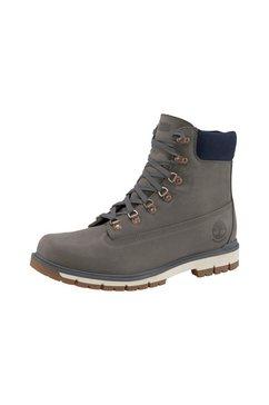 "timberland hoge veterschoenen radford 6"" boots wp m waterdicht grijs"