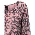 linea tesini by heine gedessineerde blouse roze
