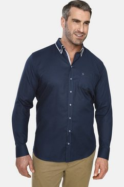 charles colby overhemd met lange mouwen »duke murrey« blauw