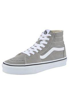 vans sneakers »sk8-hi tapered« grijs