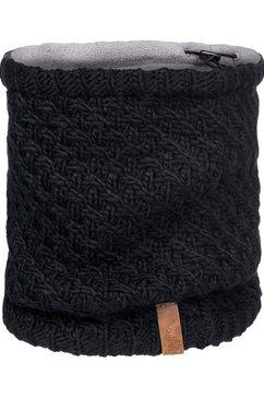 roxy fleece-sjaal blizzard zwart
