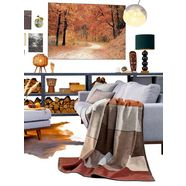 biederlack deken bruin
