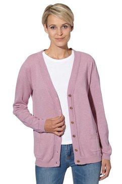casual looks vest roze