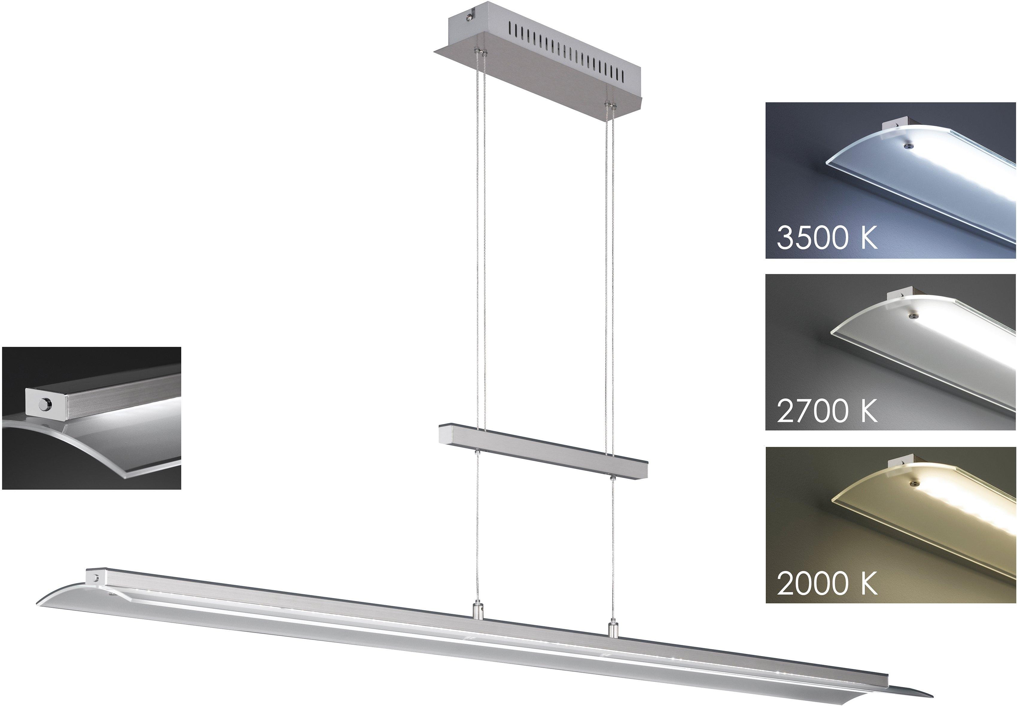 Honsel Leuchten led-hanglamp Roof - gratis ruilen op otto.nl