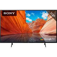 "sony lcd-led-tv kd-50x80j, 126 cm - 50 "", 4k ultra hd, google tv, flatscreen tc, smart-tv zwart"