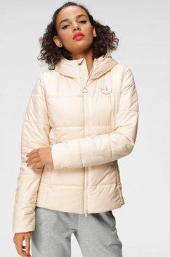 adidas originals outdoorjack slim jacket beige