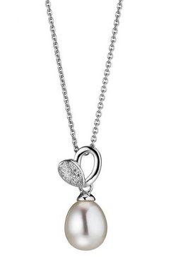 adriana ketting met hanger »herz, r177« zilver