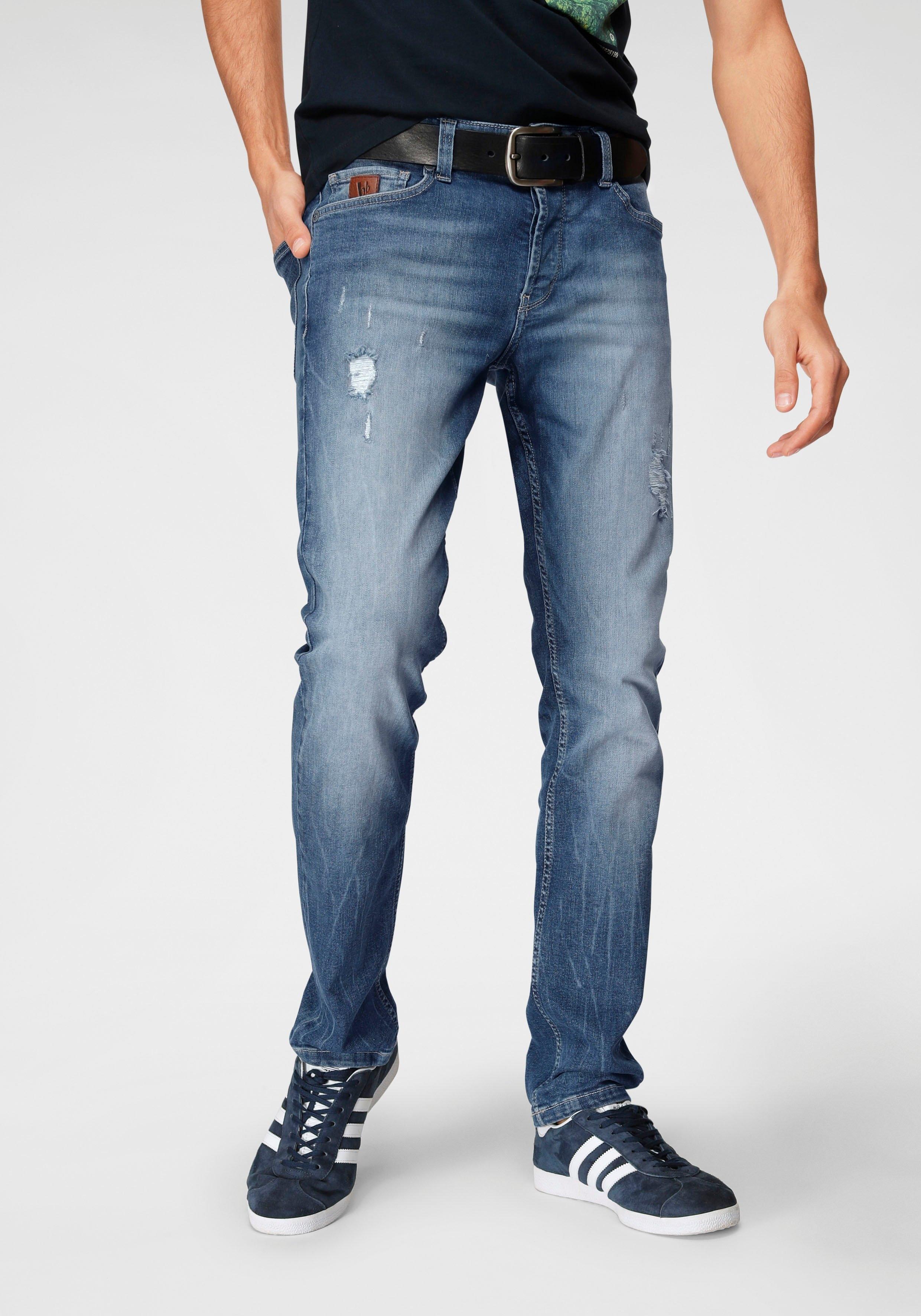 Bruno Banani slim fit jeans »Arren« voordelig en veilig online kopen