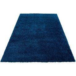 couch? hoogpolig vloerkleed »auslegungssache« blauw