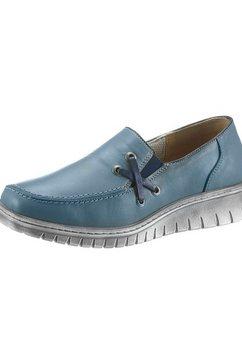 loretta instappers blauw