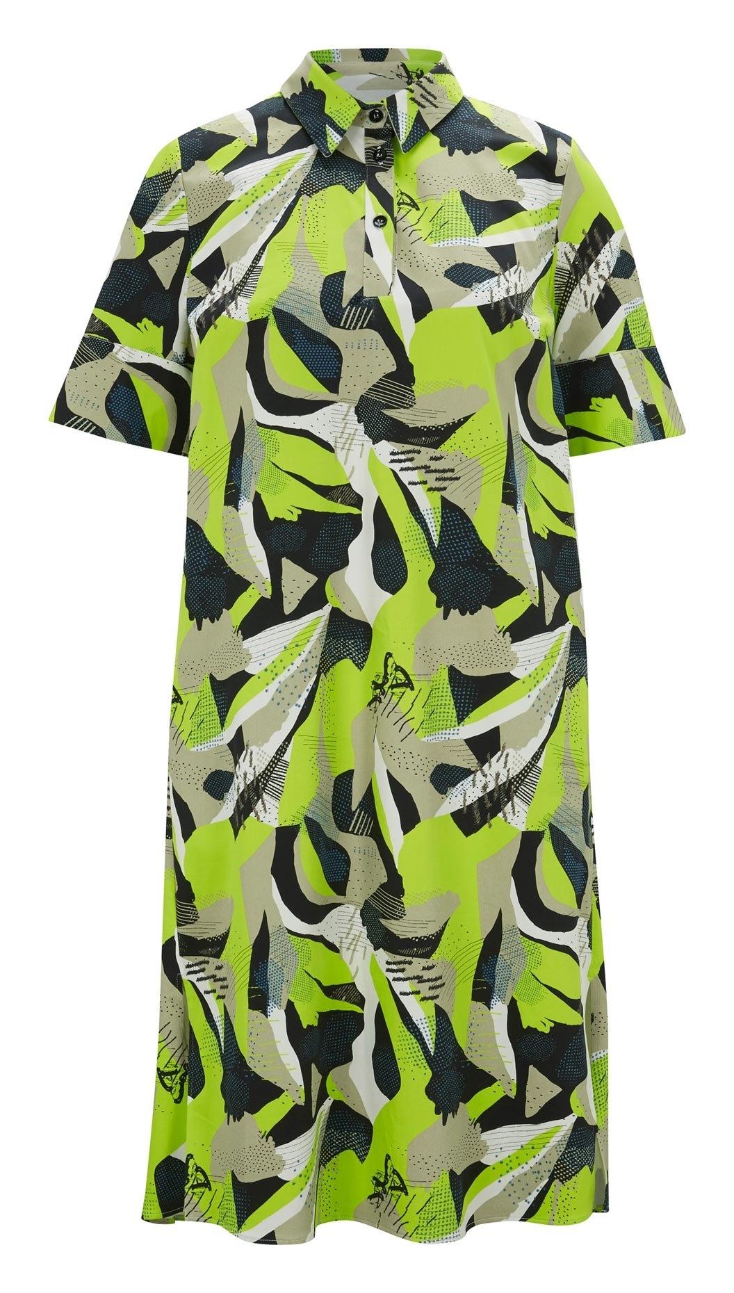 RICK CARDONA by Heine gedessineerde jurk - gratis ruilen op otto.nl