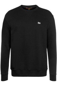 lee sweatshirt zwart