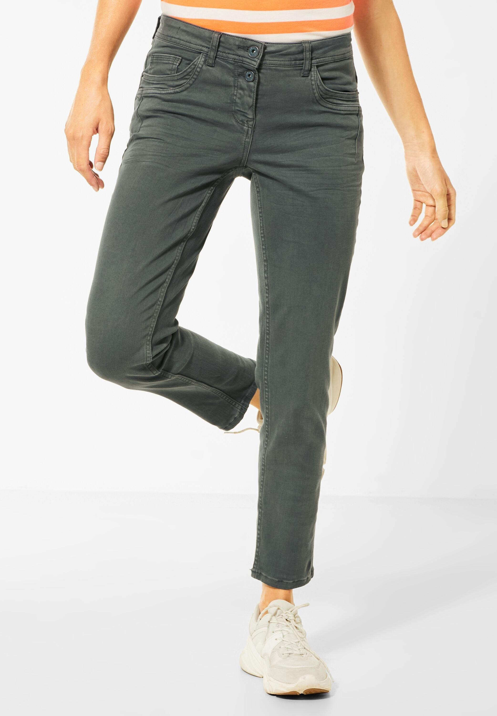Cecil slim fit jeans van de repreve®-procedé goedkoop op otto.nl kopen