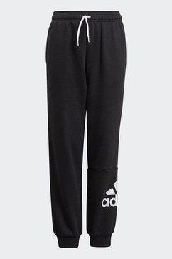 adidas performance joggingbroek essentials french terry broek zwart