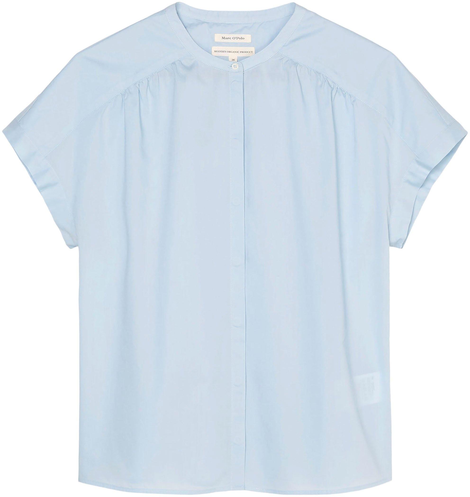Marc O'Polo shirtblouse met verborgen knoopsluiting bestellen: 30 dagen bedenktijd