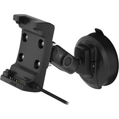 garmin smartphone-houder autohouder met luidspreker zwart