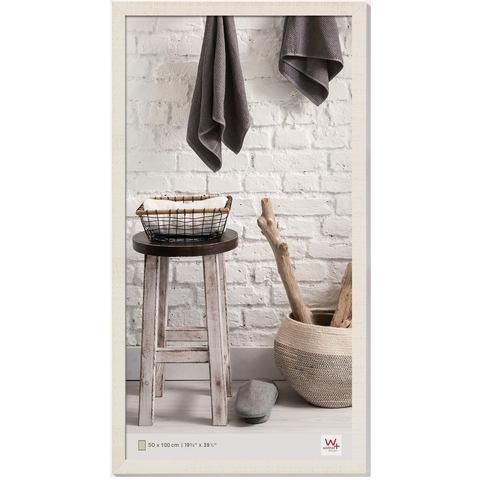 Walther Home Fotolijst Fotoformaat 50x100 cm Crème Wit online kopen