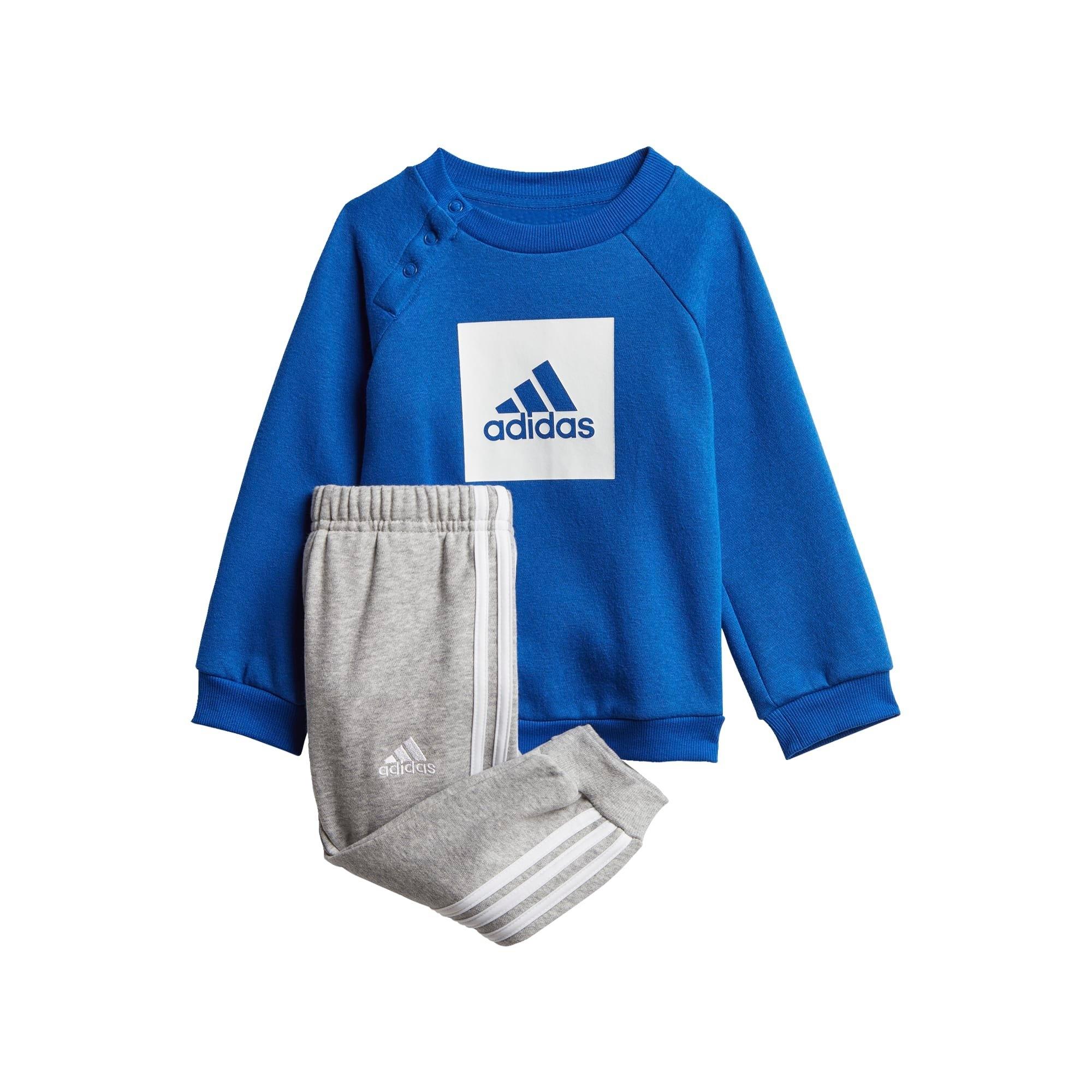 adidas Performance joggingpak 3-STRIPES FLEECE (set, 2-delig) bij OTTO online kopen