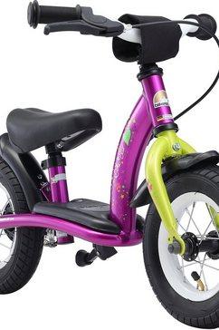 bikestar loopfiets bikestar kinder-loopfiets classic v.a. 2 jaar met rem paars
