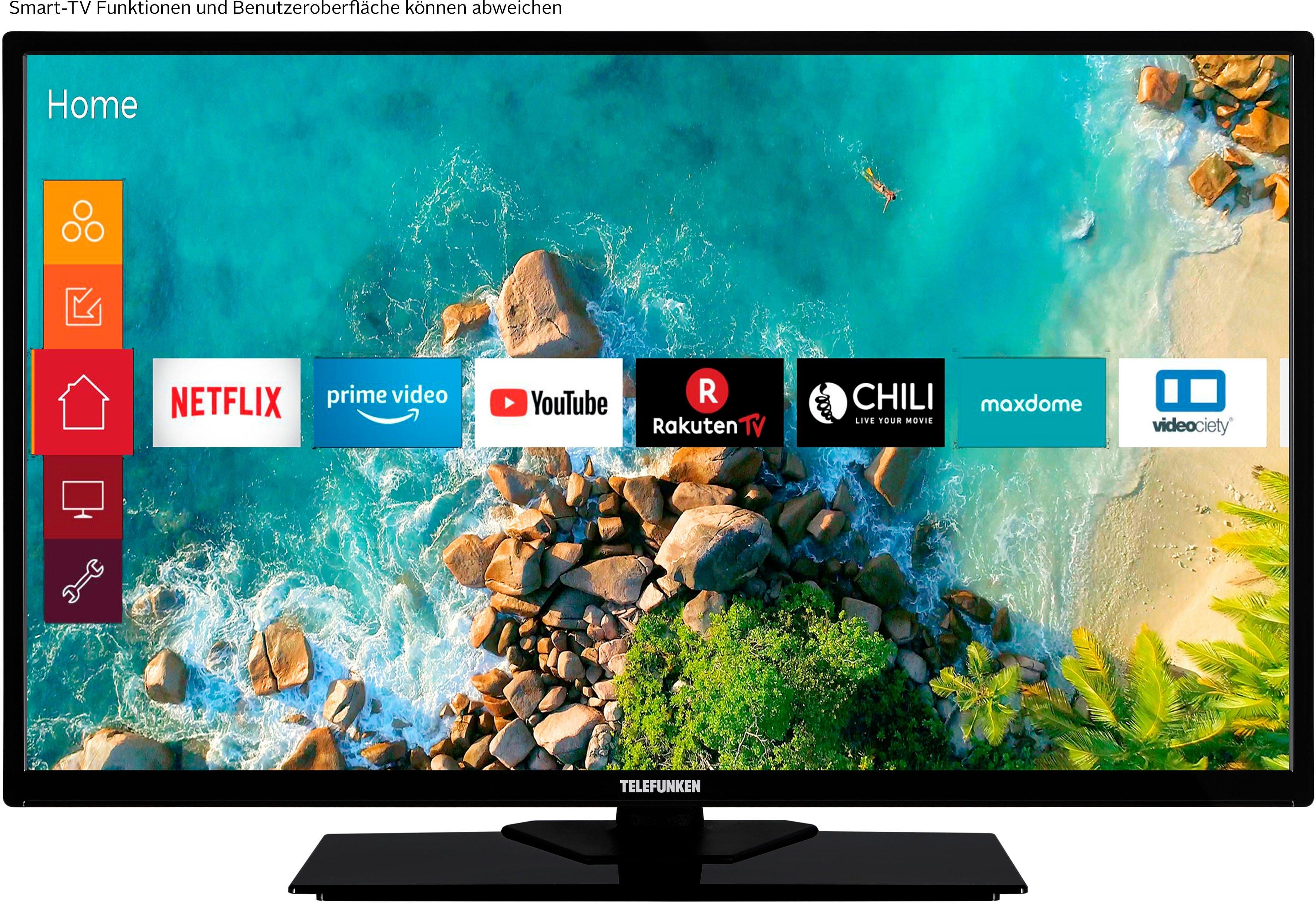 Telefunken »D32F553M1CW« LED-TV nu online bestellen