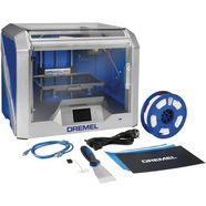 dremel 3d-printer »3d40«, drukbereik: 254 x 152 x 152 x 171 mm blauw