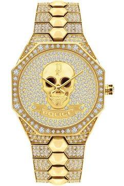 police kwartshorloge pl16027bsg.22m goud