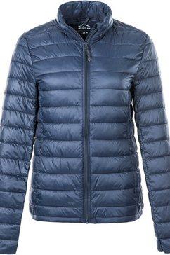 whistler gewatteerde jas »tepic« blauw