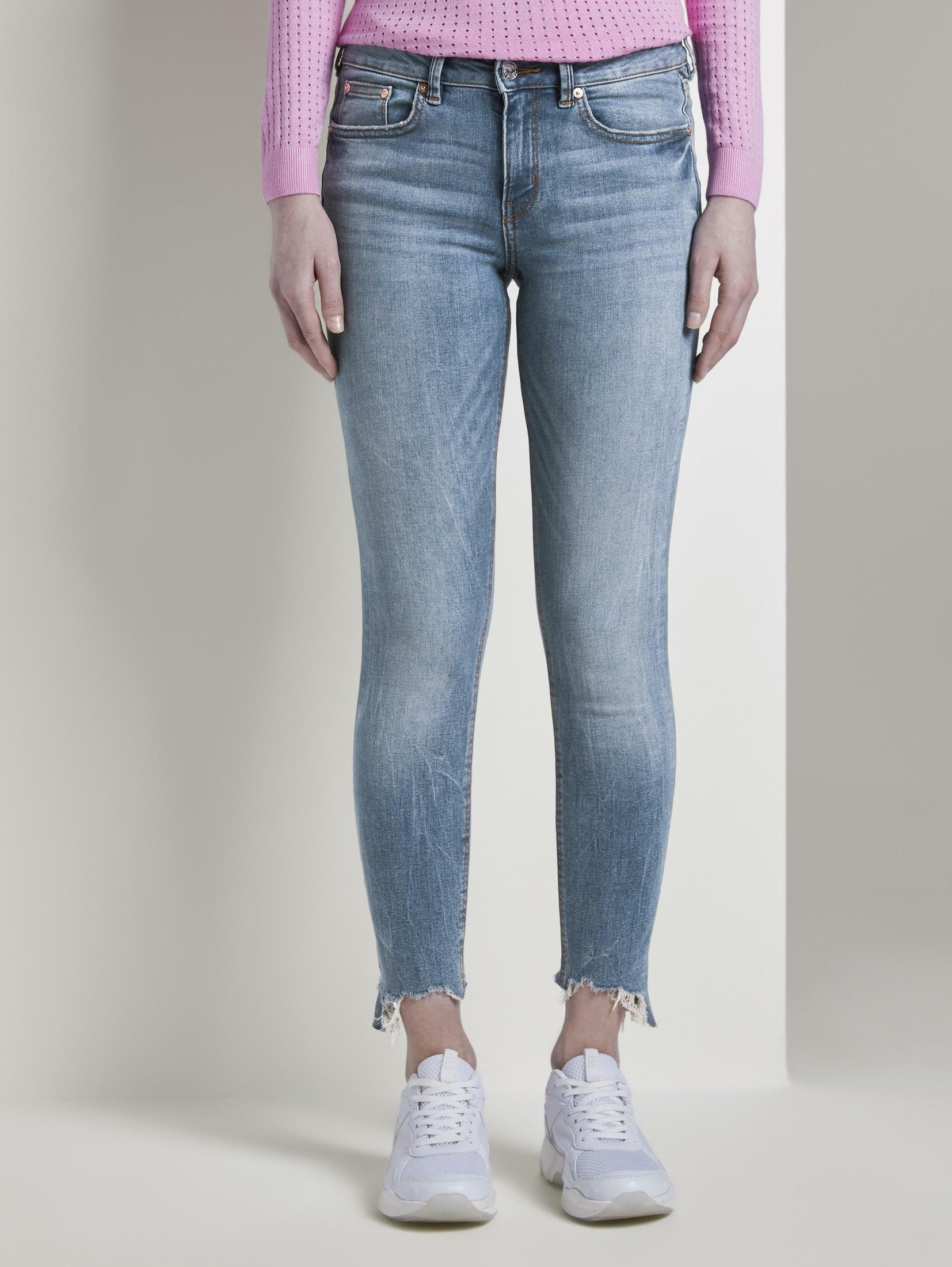 Tom Tailor Denim skinny fit jeans - gratis ruilen op otto.nl