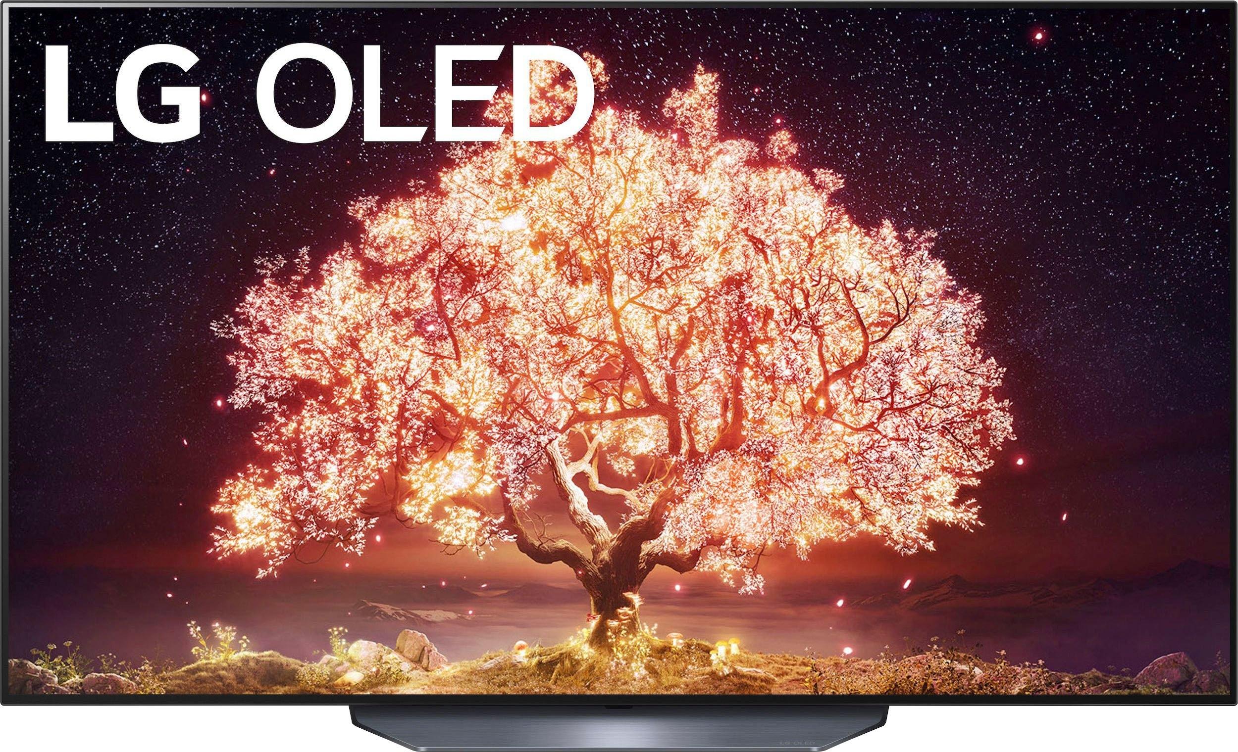 LG OLED-TV OLED77B19LA, 195 cm / 77