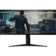 "lenovo curved-gaming-monitor g34w-10   g34w-10 (g193403g0), 86 cm - 34 "", uwqhd zwart"