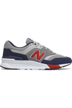 new balance sneakers cm997 grijs