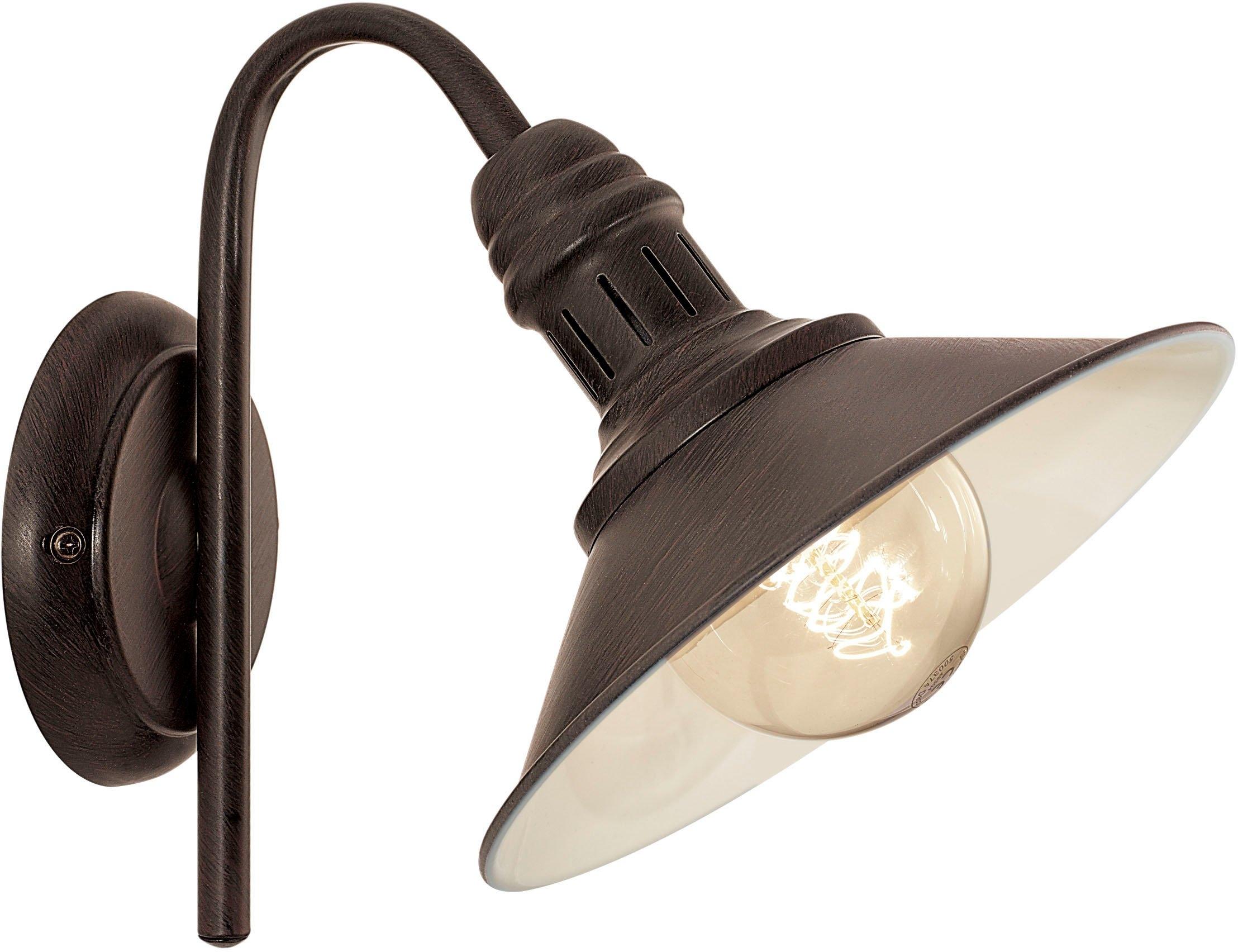 EGLO wandlamp STOCKBURY - verschillende betaalmethodes